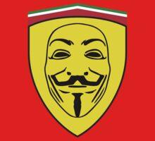 Anonymous (ferrari edition) by Thomas Jarry