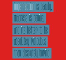 IMPERFECTION IS BEAUTY by kaipanou