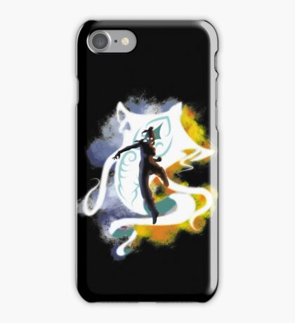 THE LEGEND OF KORRA iPhone Case/Skin