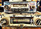 Vintage car radios by htrdesigns