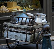 Old Cart | Nice, France by rubbish-art