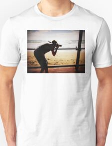 It's all about getting the shot... T-Shirt