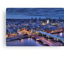 Fairytale London Canvas Print