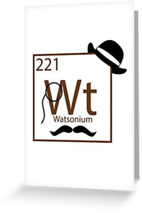 My Dear Watson is Elementary by Bill Cournoyer