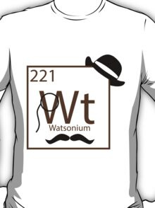 My Dear Watson is Elementary T-Shirt