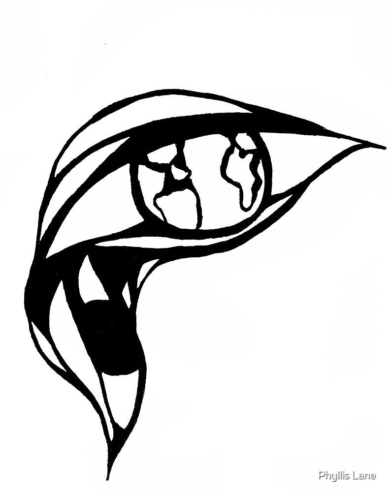 World Tear by Phyllis Lane