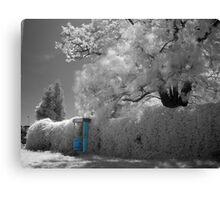 tele box Canvas Print