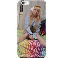 Chobits III iPhone Case/Skin