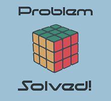 Rubix Cube - Problem Solved. T-Shirt