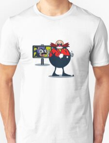 Dr. Eggman's Master Piece  T-Shirt
