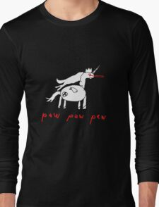NUCLEAR LUNA Long Sleeve T-Shirt