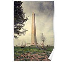 Monumental - Washington D.C, USA Poster