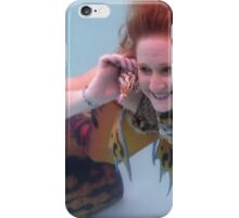 Kailani on her Shell Phone iPhone Case/Skin