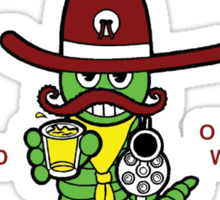 "Cinco de Mayo ""Women's Drinking Team"" Sticker"