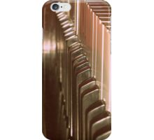 Piano keys iPhone Case/Skin
