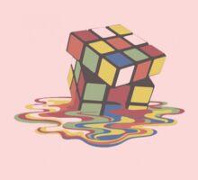 Rubix Cube - Melting Kids Clothes