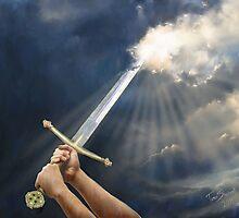 Sword of the Spirit by Tamer ElSharouni by Cindy El Sharouni