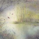 Misty Pond by Neil Jones