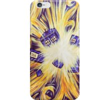 Exploding Time iPhone Case/Skin