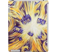 Exploding Time iPad Case/Skin