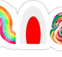 Candy Sticker