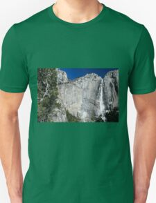 Yosemite upper falls, Yosemite national Park T-Shirt