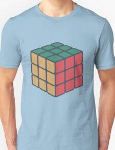Rubix Cube - Plain T-Shirt