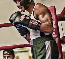 The Master Boxer by StarvingArtist1