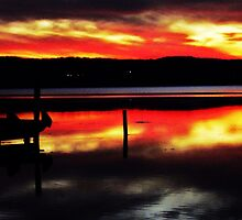 Dreamtime Sunset  by SunGlowSky