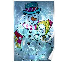 FROSTY LOVE Poster