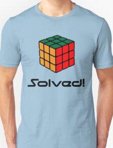 Rubix Cube - Solved T-Shirt
