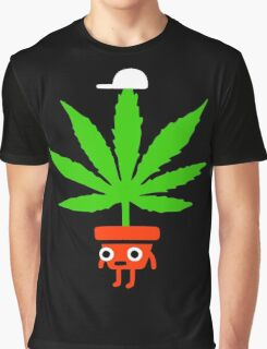 Pot Head Graphic T-Shirt
