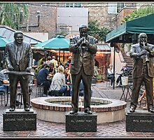 Masters of the Music in NOLA by Mikell Herrick
