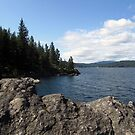 Lake Coeur d'Alene by Lynn Gedeon