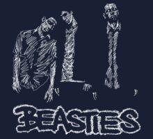 Beastie Boys by Zack Nichols