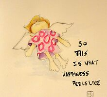 So This Is What Happiness Feels Like by Tabitha Lambert