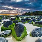fingal rocks by benjlynch