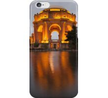 Palace of Fine Arts at Night iPhone Case/Skin