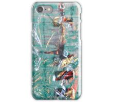 Wall Abstract iPhone Case/Skin