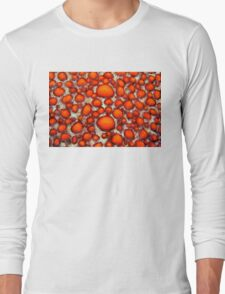 Red Dots Long Sleeve T-Shirt