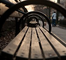 Park Bench by Elephantlove