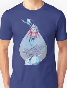Kyogre, the personification of the sea itself T-Shirt