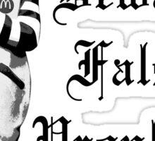 Beware False Prophets Sticker