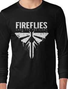 FIREFLIES Long Sleeve T-Shirt