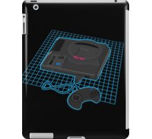 Game console grid iPad Case/Skin