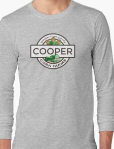 Cooper Corn Farms - greater than gravity Long Sleeve T-Shirt