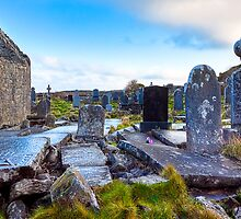 Hallowed Ground - Seven Churches on Inishmore by Mark Tisdale