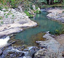 Currumbin Creek by Graeme  Hyde