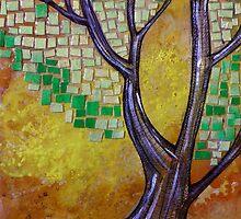 Sun Tree by Lynnette Shelley