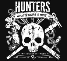 HUNTERS by sonicdude242